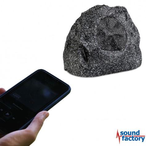 LITHE AUDIO Bluetooth Outdoor Stein Lautsprecher