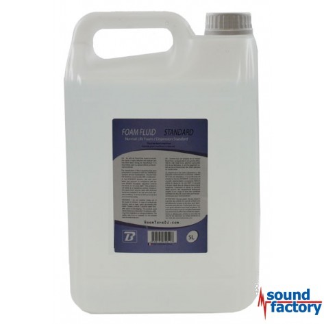 BoomToneDJ Foam Fluid standard 5L