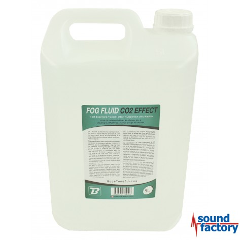 BoomToneDJ CO2 Fog Fluid 5L
