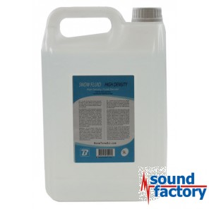 BoomToneDJ Snow Fluid High Density 5L