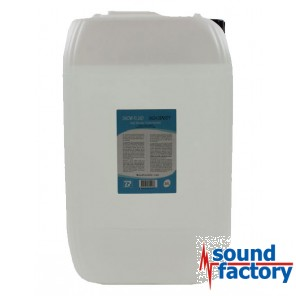 BoomToneDJ Snow Fluid High Density 20L