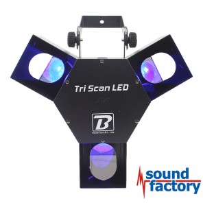 BoomToneDJ TRISCAN LED