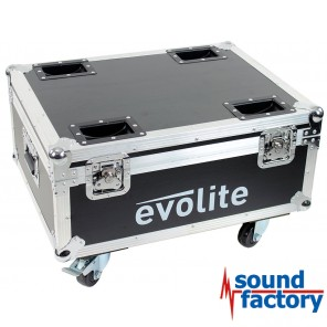 EVOLITE FLIGHTCASE TWIN EVO SCAN 90