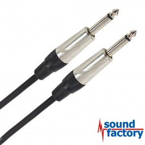 PLUGGER Cable Jack Male Mono 0,6 Meter