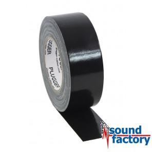 Gaffa Tape 50m Rolle, 50mm breit, schwarz