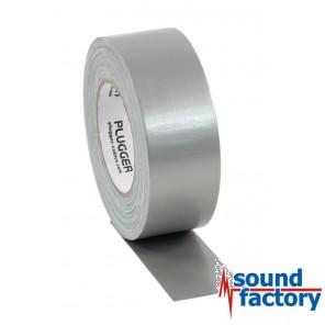 Gaffa Tape 50m Rolle, 50mm breit, silber