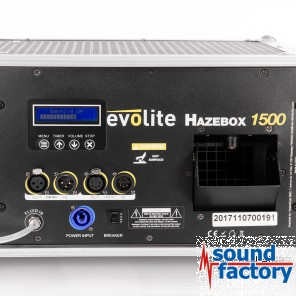 Evolite Hazer, HazeBox 1500
