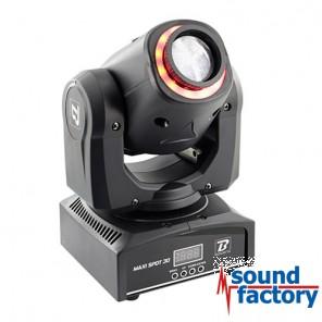 BoomtoneDJ Maxi Spot 30 LED mit LED Ring