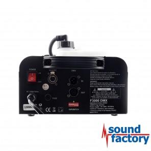 BoomToneDJ FOG F3000 DMX Nebelmaschine