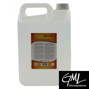 BoomToneDJ Fog Fluid High Density 5L