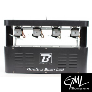 BoomToneDJ QUATTRO SCAN LED